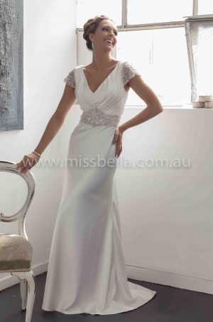 Huge range of wedding gowns