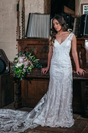 Hailey Wedding Dress Melbourne
