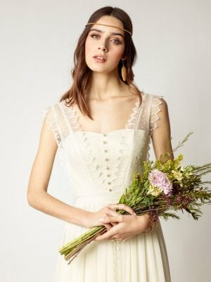 elegant soft Wedding Dresses Melb