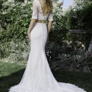 2 piece Wedding Gown Melbourne