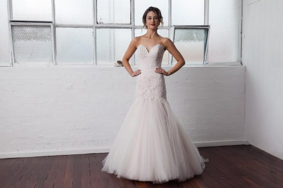 Donnatella wedding dress Melbourne
