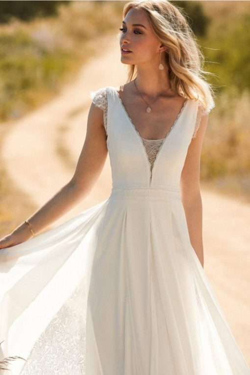 Faune Wedding Dress