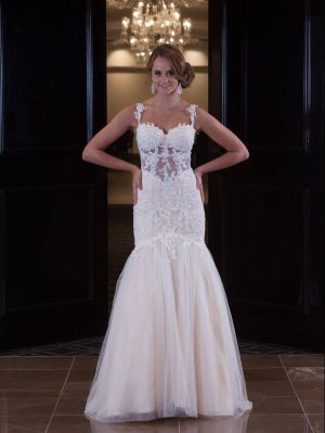 Miranda Wedding Dress 1