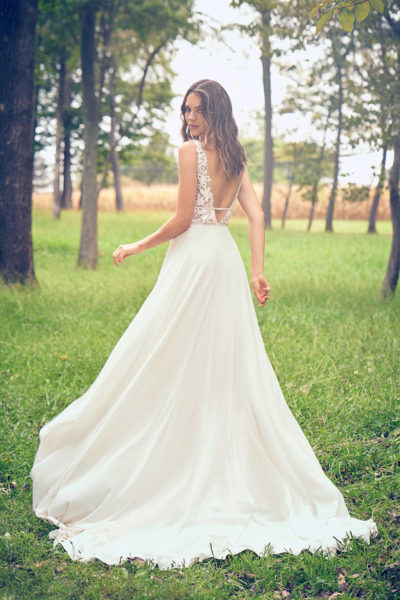 Lillian West Ashley Wedding Dress